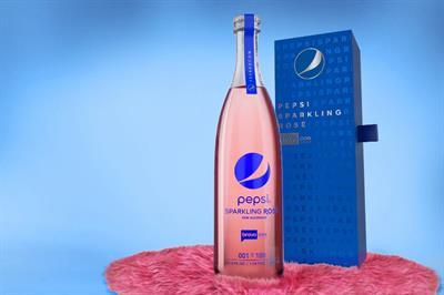Pepsi has a treat for BravoCon attendees: Sparkling Rosé