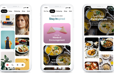 Pinterest fast tracks new features following best weekend ever
