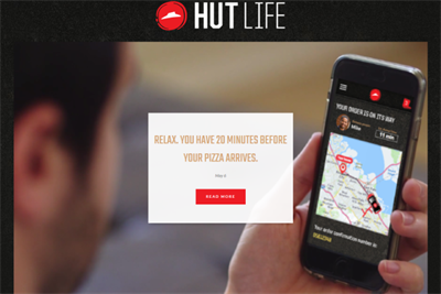 Pizza Hut rolls out blog for brand stories
