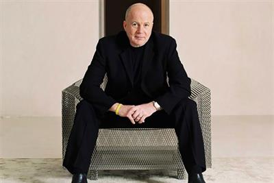 The 10 Essential Advertising People of the Year: No. 5 Kevin Roberts
