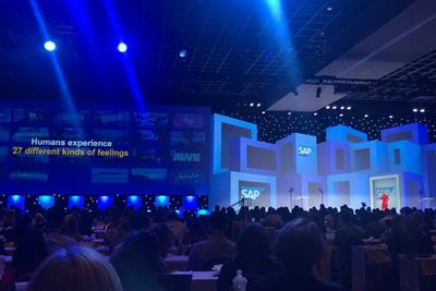 SAP's Marketing Chief on today's customer experience gap