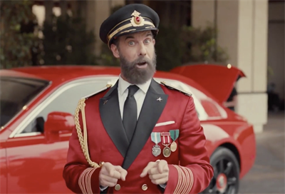 Why keeping Hotels.com's mascot was Captain Obvious for Tombras