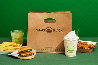 Shake Shack rolls out in-app nationwide delivery with Uber Eats
