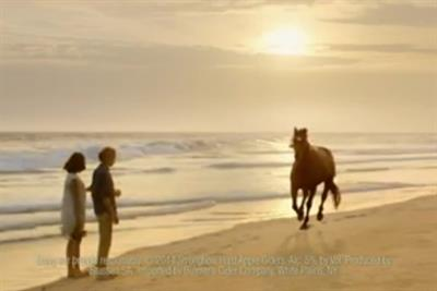 Strongbow 'Slow motion horse' by Droga5
