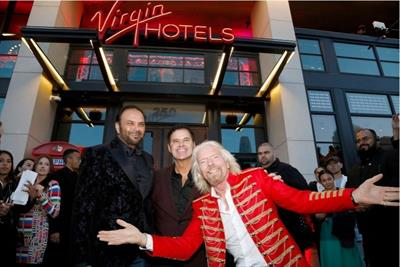 Joan takes over as lead agency for Virgin Hotels