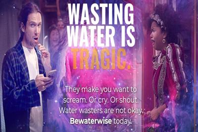 Water district's in-house campaign spoofs movies and cringeworthy comics