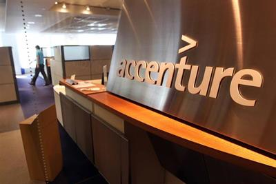 Accenture bets on Germany with fourth acquisition