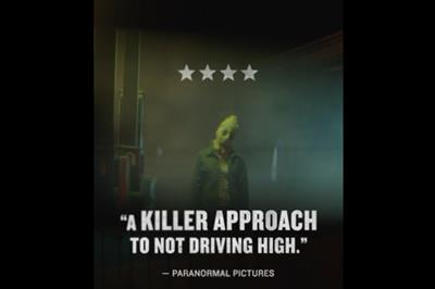New Ad Council spot aims to scare you into not driving high, horror movie-style