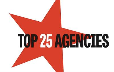 Unveiled: Campaign US' top 25 most influential agencies