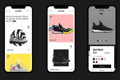 ALDO team up with Work & Co for launch of special sneaker line