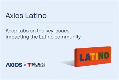 Axios and Noticias Telemundo launch Latino focused newsletter