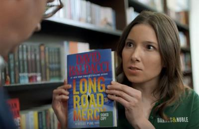 Barnes & Noble drops new ads doubling down on brick and mortar