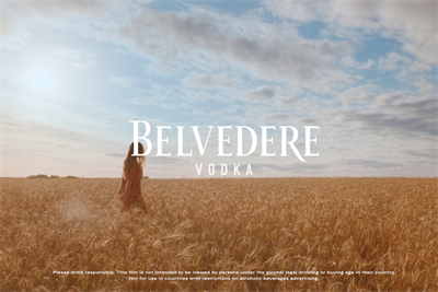 Belvedere Vodka's new campaign relies on heritage, authenticity