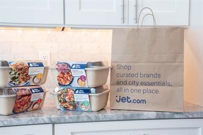 Jet partners with Blue Apron on-demand food kits