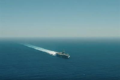 U.S. Navy goes all in on influencer marketing with YouTube campaign