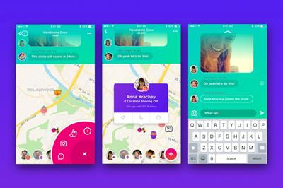Sexual assault prevention app bthere teams with It's On Us