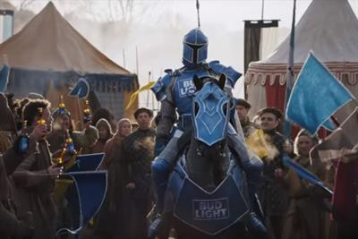 How Bud Light's 'Dilly Dilly' fantasy world overthrones marketing a reality
