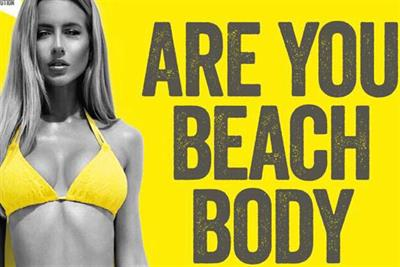 Protein World's revival of 'beach body ready' is a lesson for bland brands
