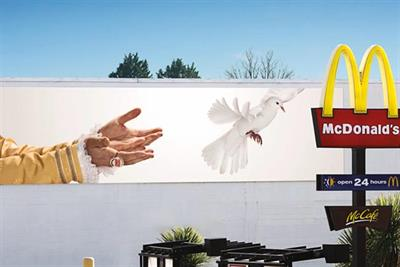 McWhopper mash-up: How Y&R and Burger King made the most unlikely peace symbol