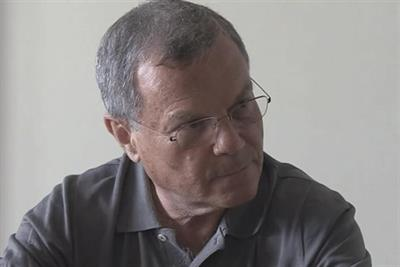 Sorrell on mega-media reviews: 'We can't remember anything like this'