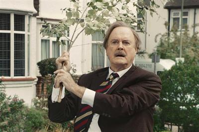 John Cleese back as Basil Fawlty in new Specsavers ad