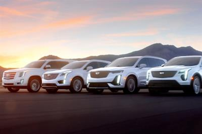 Cadillac goes all in for new Academy Awards campaign