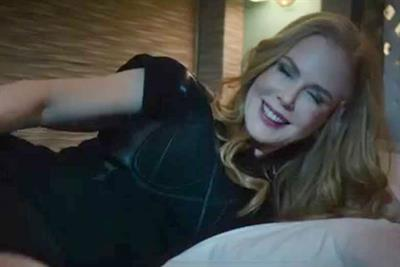 Nicole Kidman stars in Etihad global ad campaign