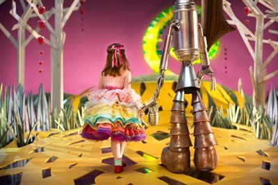 Comcast 'Emily's Oz' by GS&P New York