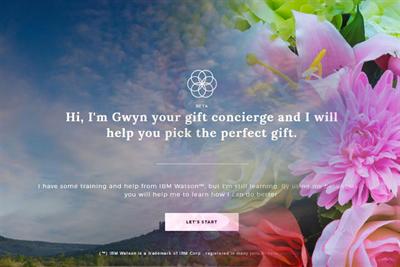 Q&A: 1-800-Flowers CIO Arnie Leap on a year of shopping with 'GWYN'