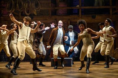 5 ways 'Hamilton' is winning the marketing game