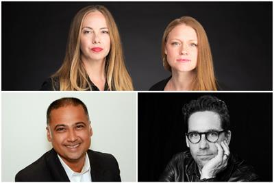Movers & Shakers: Ford, Droga5, CP+B and more