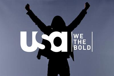 USA Network rebrands as 'We The Bold'