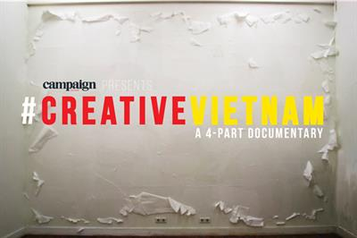 Setting up a creative agency: #CreativeVietnam video