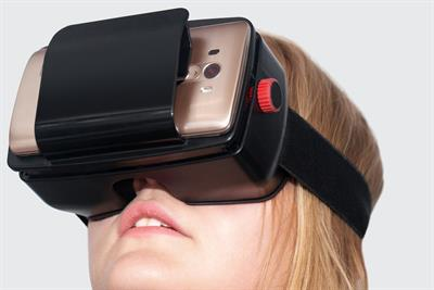 Brave new world of VR ... rather like the old one