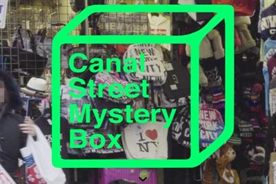 Agency launches Canal Street Mystery Box