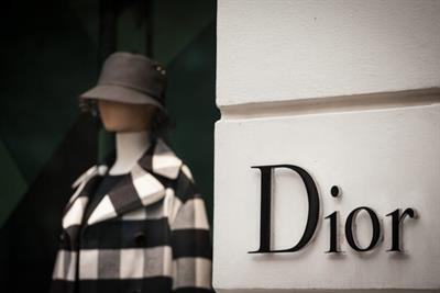Dior's localisation strategy in China pays dividends