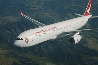Cathay Pacific retires 'Cathay Dragon' brand