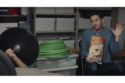 Cannes: Cheetos, Goodby Silverstein & Partners win Creative Strategy Grand Prix