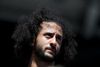 Was Colin Kaepernick's latest play helpful or harmful?