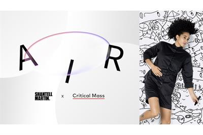 Critical Mass launches an artist-in-residence program with Shantell Martin