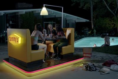 Denny's new digital delivery brings the diner to the doorstep