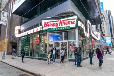'Trading one problem for another': Twitter users baffled by Krispy Kreme's free doughnut offer to vaccinated customers