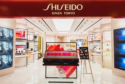 Innovation and speed keep Shiseido afloat