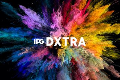 Interpublic Group rebrands CMG division as IPG DXTRA