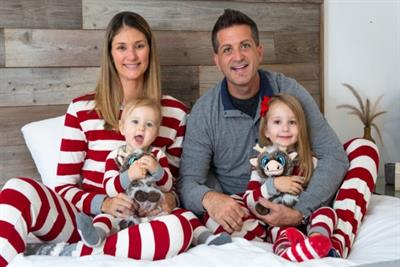 Hollywood producer lends talents to new kids' toy and book 'Reindeer in Here'