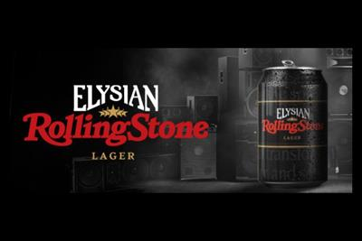 Rolling Stone and Elysian Brewing launch a co-branded craft beer