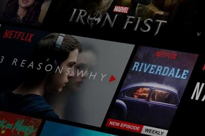 'We've been preparing for a long time': Netflix hypes original shows as it braces for new wave of competition