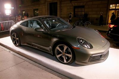 Porsche is hunting for a creative shop to look after U.S. market