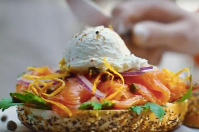 Beautifully-shot New York Lottery spot is ultimate food porn