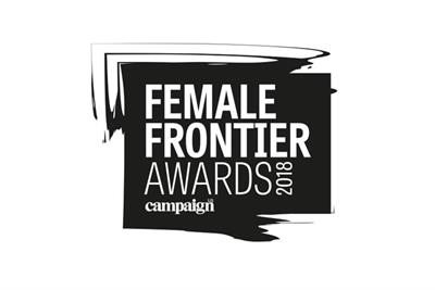 Campaign US invites you to Female Frontier Awards